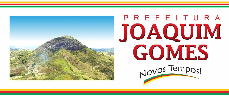 Prefeitura de Joaquim Gomes